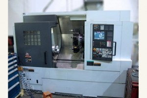 Machining services in our shop and on site with standard and