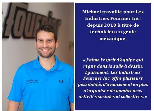 Michael Fortier